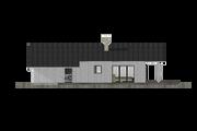 Modern Style House Plan - 2 Beds 1 Baths 1327 Sq/Ft Plan #549-18