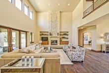 House Plan Design - Adobe / Southwestern Interior - Family Room Plan #451-25