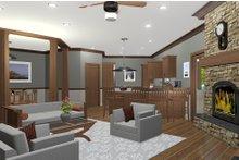 Craftsman Interior - Other Plan #56-718