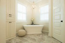Home Plan - Prairie Interior - Master Bathroom Plan #930-463