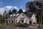 Craftsman Style House Plan - 4 Beds 2.5 Baths 2343 Sq/Ft Plan #923-175