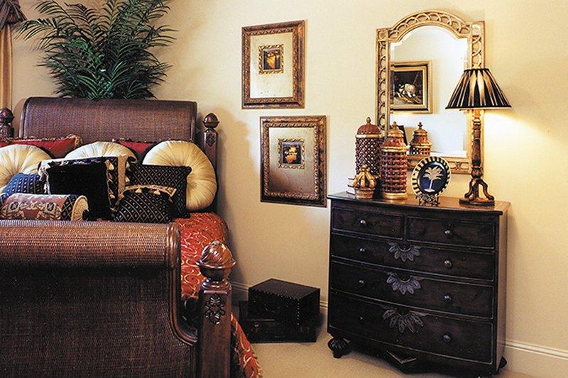 Traditional Interior - Bedroom Plan #437-56 - Houseplans.com
