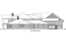 Home Plan - Craftsman Exterior - Other Elevation Plan #117-699