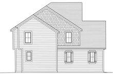 Craftsman Exterior - Other Elevation Plan #46-470