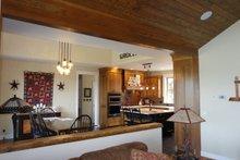 Craftsman Interior - Family Room Plan #124-1005