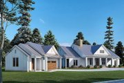 Country Style House Plan - 3 Beds 2.5 Baths 2191 Sq/Ft Plan #923-211