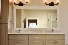 House Design - Ranch Interior - Master Bathroom Plan #1070-28
