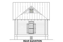 Home Plan - Cottage Exterior - Other Elevation Plan #45-334