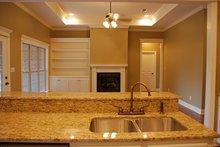 Dream House Plan - Traditional Interior - Kitchen Plan #430-57