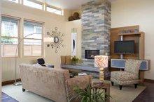 Modern Interior - Family Room Plan #48-530