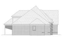 House Plan Design - European Exterior - Other Elevation Plan #932-30