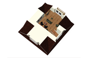 Country Style House Plan - 4 Beds 2 Baths 3362 Sq/Ft Plan #25-4688 Floor Plan - Other Floor