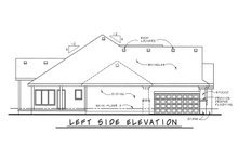 House Design - European Exterior - Other Elevation Plan #20-2128
