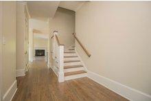 Craftsman Interior - Entry Plan #119-370