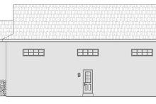 Dream House Plan - Mediterranean Exterior - Other Elevation Plan #932-208