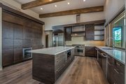 Traditional Style House Plan - 3 Beds 3.5 Baths 3338 Sq/Ft Plan #892-25 Interior - Kitchen
