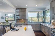 Contemporary Interior - Kitchen Plan #892-10