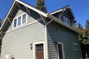 Craftsman Style House Plan - 1 Beds 1 Baths 603 Sq/Ft Plan #895-131