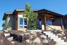 House Plan Design - Modern Exterior - Other Elevation Plan #895-31