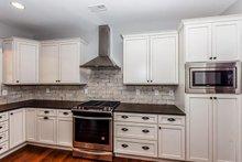 Dream House Plan - Craftsman Interior - Kitchen Plan #20-2146