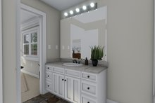 Dream House Plan - Traditional Interior - Master Bathroom Plan #1060-58