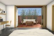 Modern Style House Plan - 2 Beds 2 Baths 2032 Sq/Ft Plan #497-22