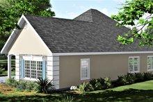 Architectural House Design - European Exterior - Other Elevation Plan #44-132