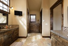 Architectural House Design - Craftsman Interior - Master Bathroom Plan #892-27