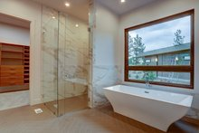 Modern Interior - Master Bathroom Plan #892-32