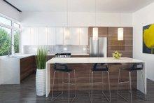 Contemporary Interior - Kitchen Plan #23-2314