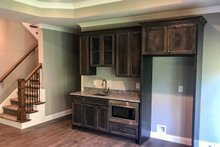 Architectural House Design - Rec Room Wet Bar