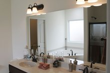 House Plan Design - Traditional Interior - Master Bathroom Plan #20-2123
