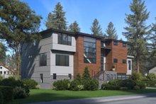 Home Plan - Modern Exterior - Other Elevation Plan #1066-84