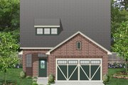 Cottage Style House Plan - 3 Beds 2.5 Baths 2171 Sq/Ft Plan #84-569 Exterior - Front Elevation
