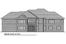 Traditional Exterior - Rear Elevation Plan #70-620