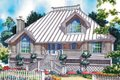 Country Style House Plan - 3 Beds 2 Baths 2257 Sq/Ft Plan #930-49 Exterior - Front Elevation