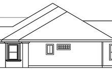 Architectural House Design - Mediterranean Exterior - Other Elevation Plan #124-466