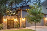 Contemporary Style House Plan - 4 Beds 3 Baths 2400 Sq/Ft Plan #935-7