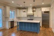 Craftsman Style House Plan - 3 Beds 3.5 Baths 3526 Sq/Ft Plan #437-95 Interior - Kitchen
