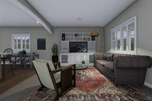 House Plan Design - Traditional Interior - Family Room Plan #1060-54