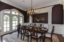 Architectural House Design - Craftsman Interior - Dining Room Plan #54-385