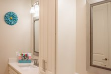 European Interior - Bathroom Plan #430-154