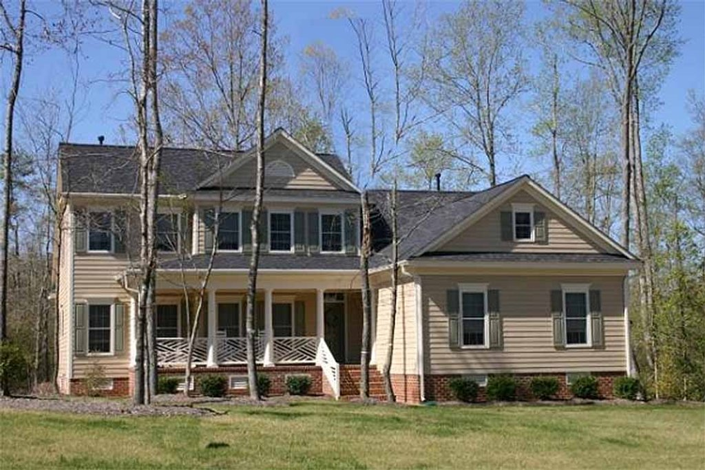 Southern Style House Plan 3 Beds