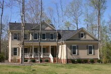 House Plan Design - Southern Exterior - Front Elevation Plan #137-212