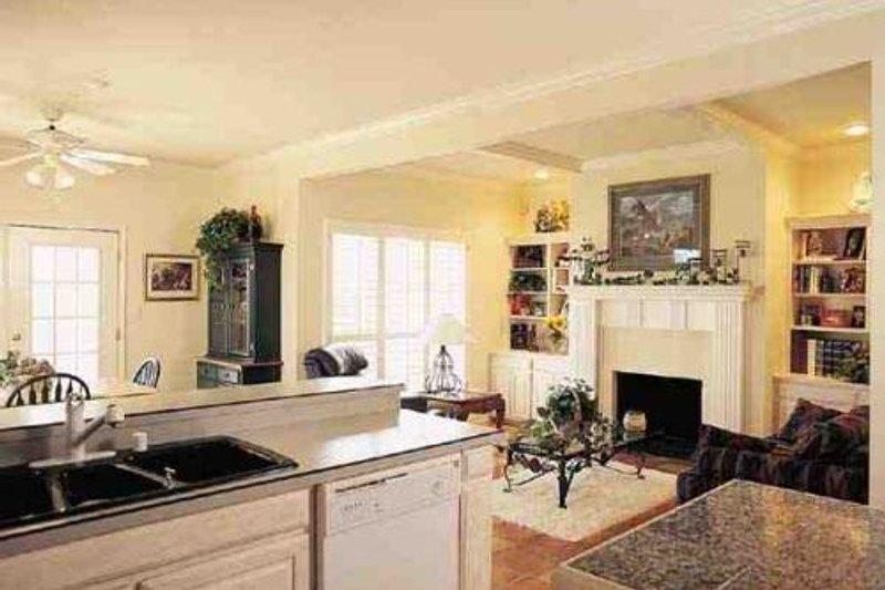 Adobe / Southwestern Photo Plan #72-185 - Houseplans.com