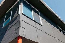 House Plan Design - Modern Exterior - Rear Elevation Plan #450-6