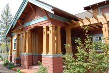 House Plan Design - Craftsman Photo Plan #434-14