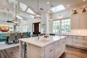 Farmhouse Style House Plan - 4 Beds 4.5 Baths 2892 Sq/Ft Plan #938-82 Interior - Kitchen