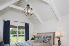 Country Interior - Master Bedroom Plan #929-8