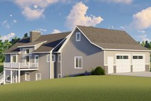Dream House Plan - Ranch Exterior - Other Elevation Plan #1064-31
